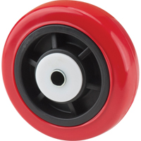 Replacement Wheel for Kleton Rolling Ladder VC436 - VC438 VC439 | Office Plus