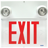 Stella Combination Signs - Exit XB929 | Office Plus