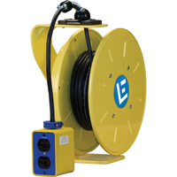 LE9000 Series Heavy-Duty Cord Reels XC745 | Office Plus