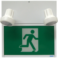 Running Man Exit Sign XE664 | Office Plus