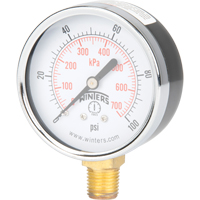 Pressure Gauge YB882 | Office Plus